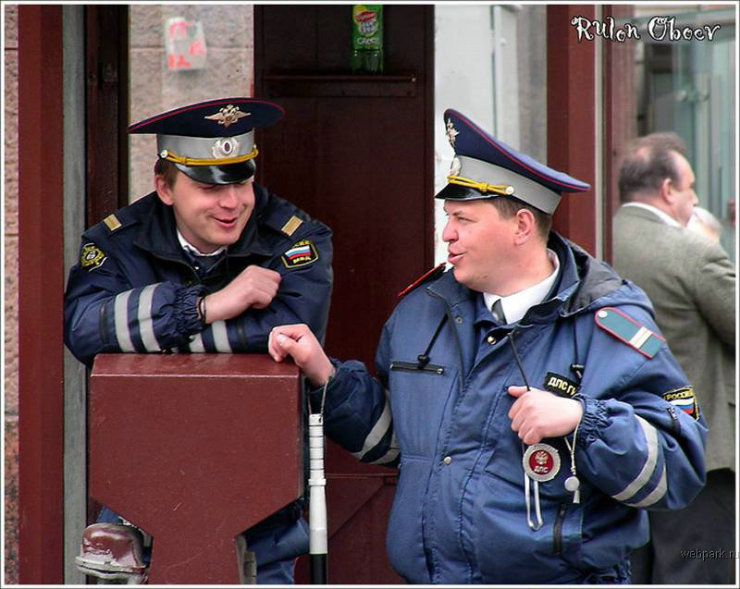 types of russian policemen by rulon oboev 13