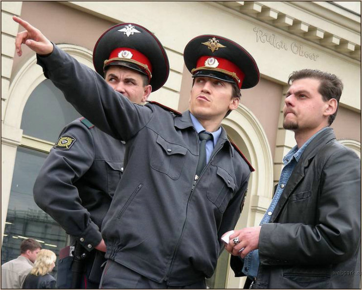 types of russian policemen by rulon oboev 14