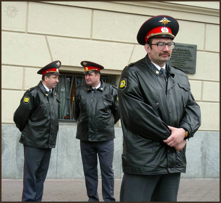 types of russian policemen by rulon oboev 15