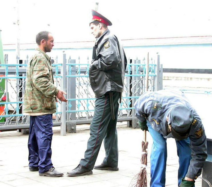 types of russian policemen by rulon oboev 17
