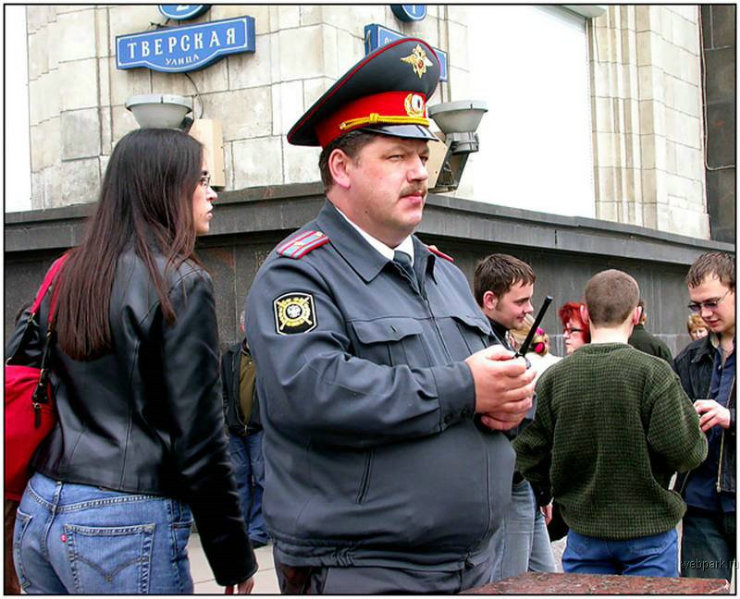 types of russian policemen by rulon oboev 19