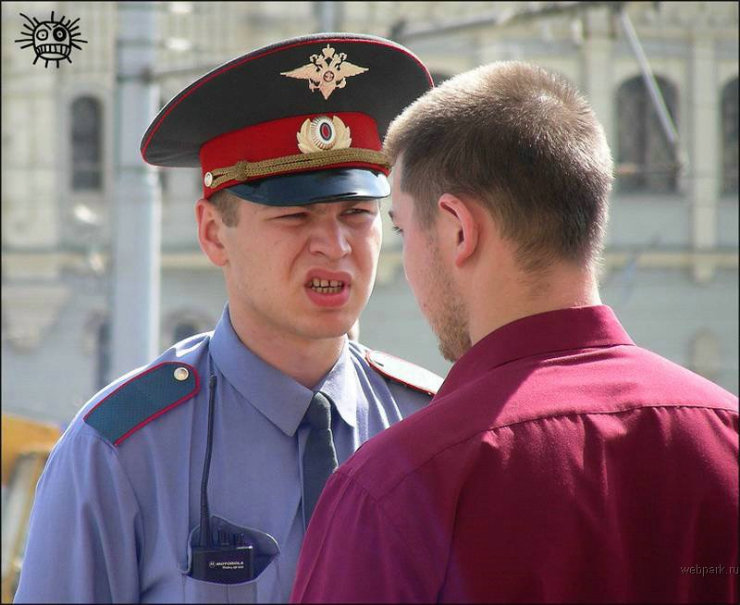 types of russian policemen by rulon oboev 21
