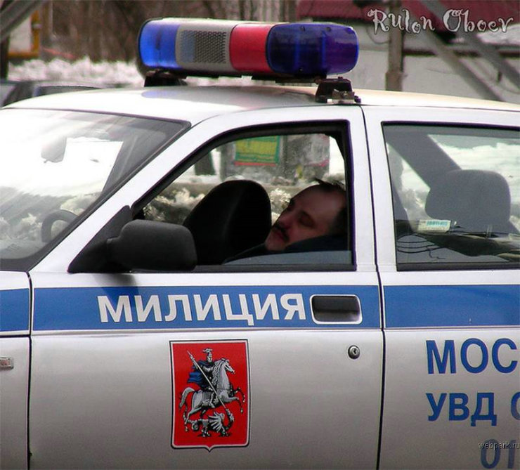 types of russian policemen by rulon oboev 22