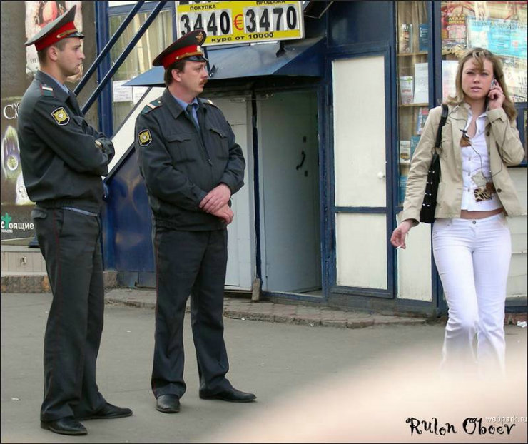 types of russian policemen by rulon oboev 23