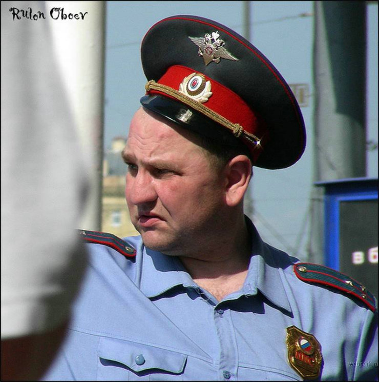 types of russian policemen by rulon oboev 26