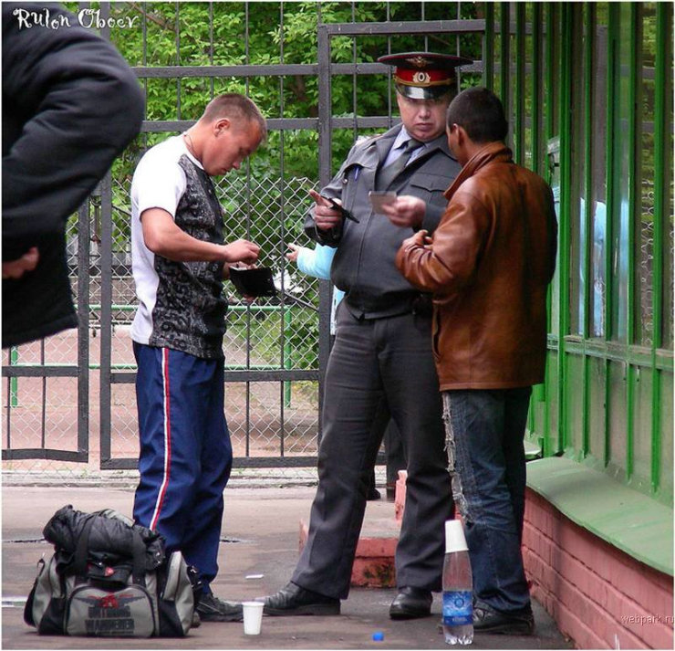 types of russian policemen by rulon oboev 5
