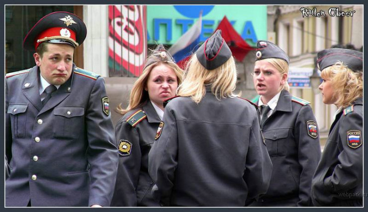 types of russian policemen by rulon oboev 6