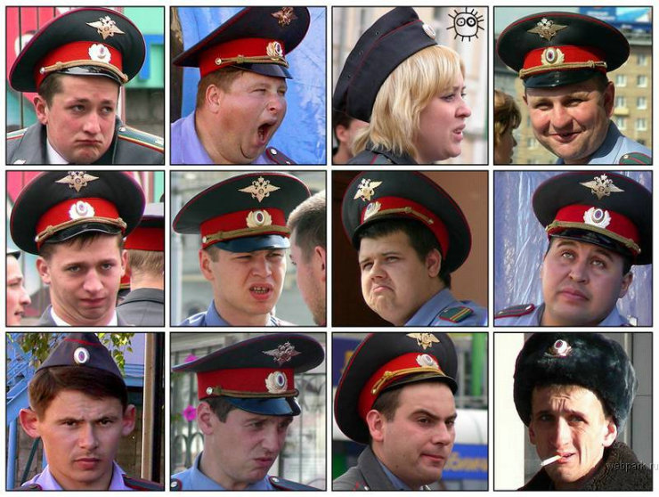 types of russian policemen by rulon oboev 7