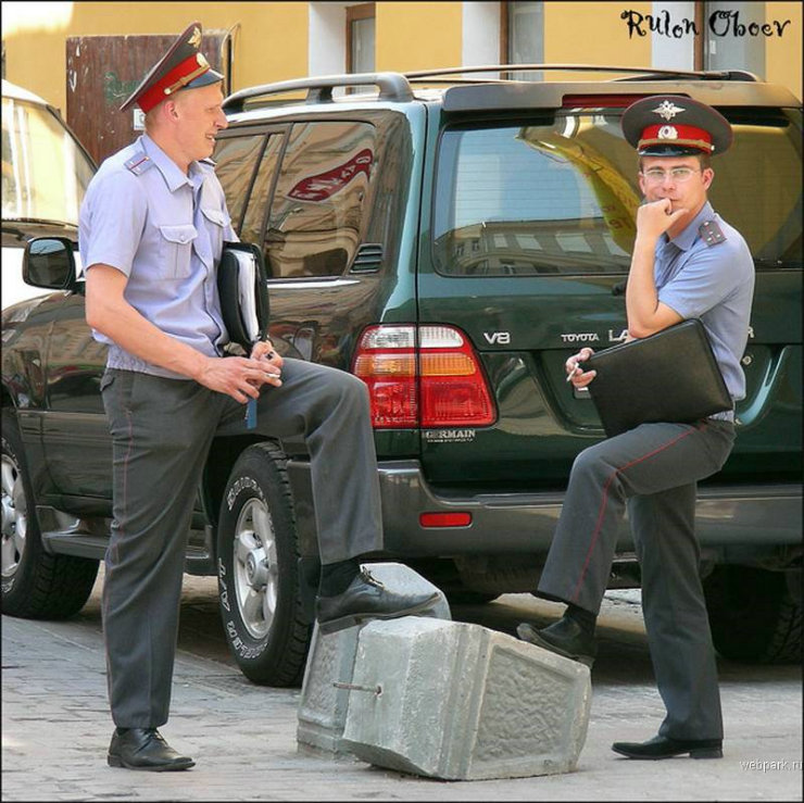 types of russian policemen by rulon oboev 9