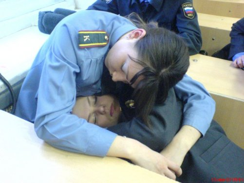 russian police school students 8