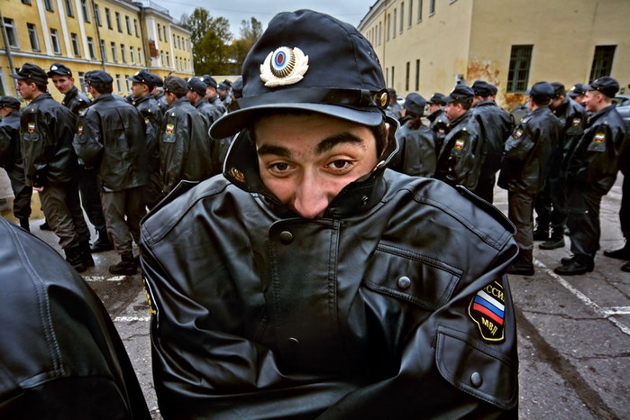 Russian Police School 1