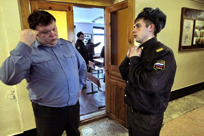 Russian Police School 10