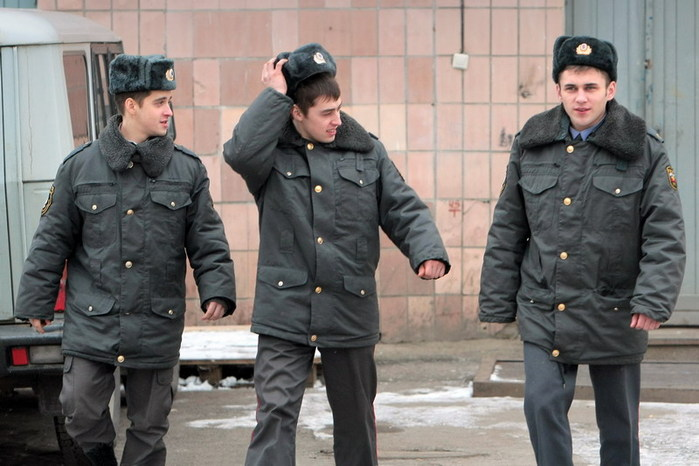 Russian Police School 11