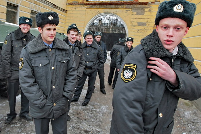 Russian Police School 12