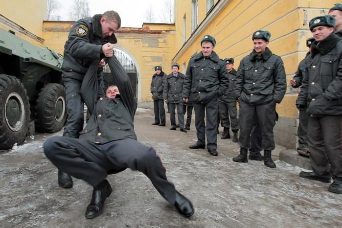 Russian Police School 13