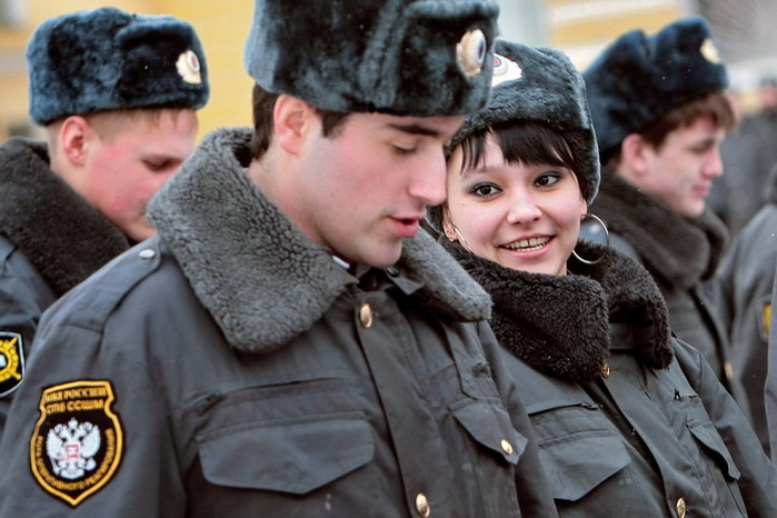 Russian Police School 14