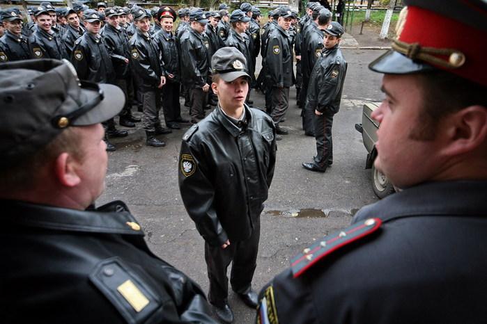 Russian Police School 15