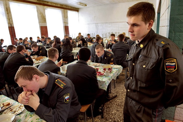 Russian Police School 18