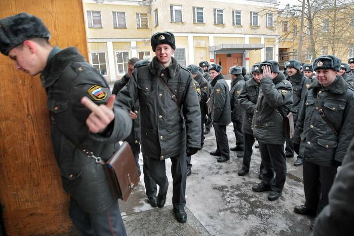 Russian Police School 19