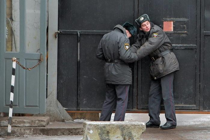 Russian Police School 20
