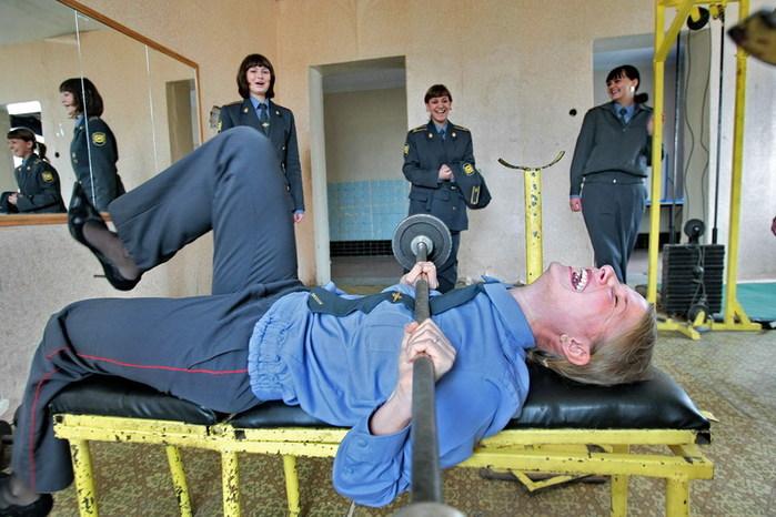 Russian Police School 5