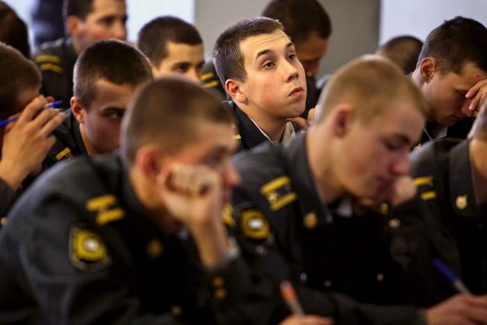 Russian Police School 6