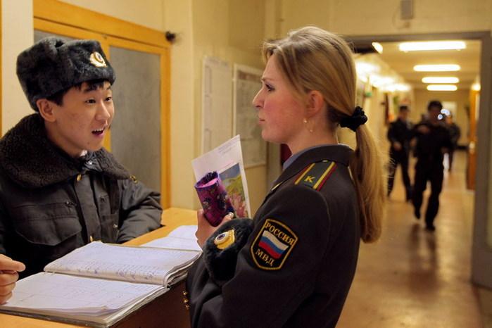 Russian Police School 9
