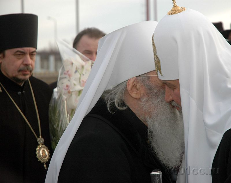Russian pope comes to visit St. Petersburg 10