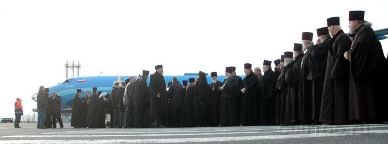 Russian pope comes to visit St. Petersburg 11
