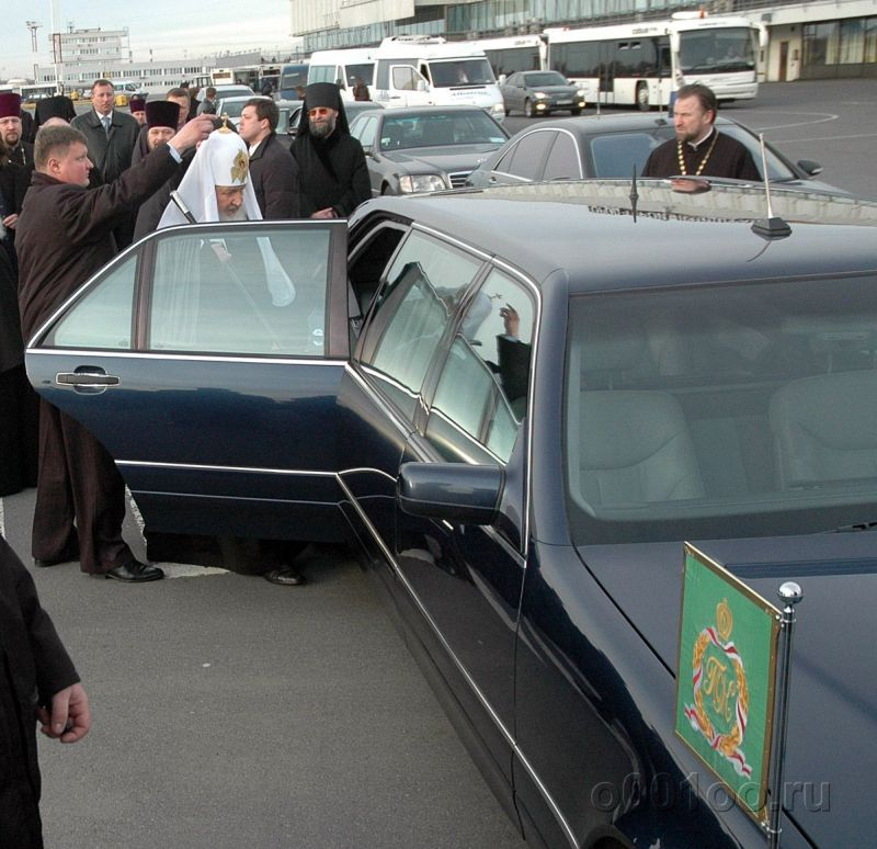 Russian pope comes to visit St. Petersburg 14