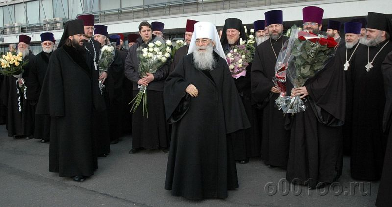 Russian pope comes to visit St. Petersburg 3