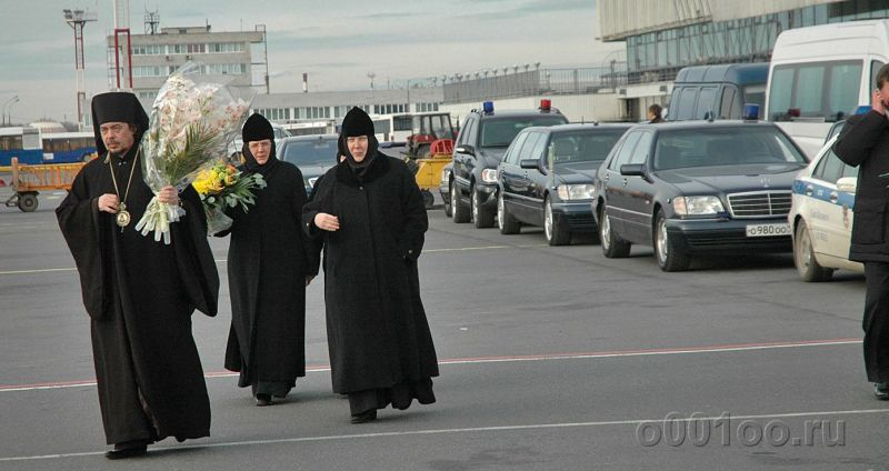 Russian pope comes to visit St. Petersburg 6