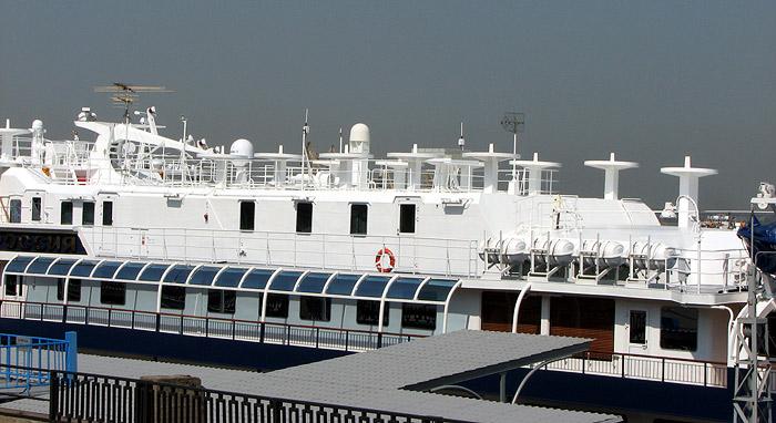 boat of Russian President 2