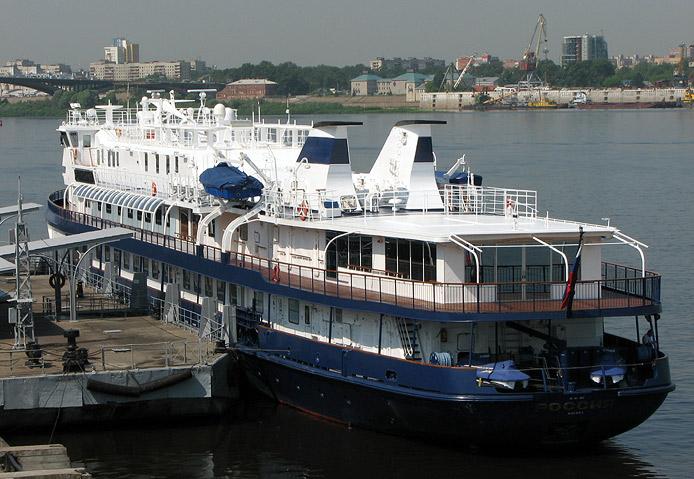 boat of Russian President 3