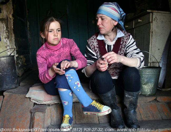 Russian village 18