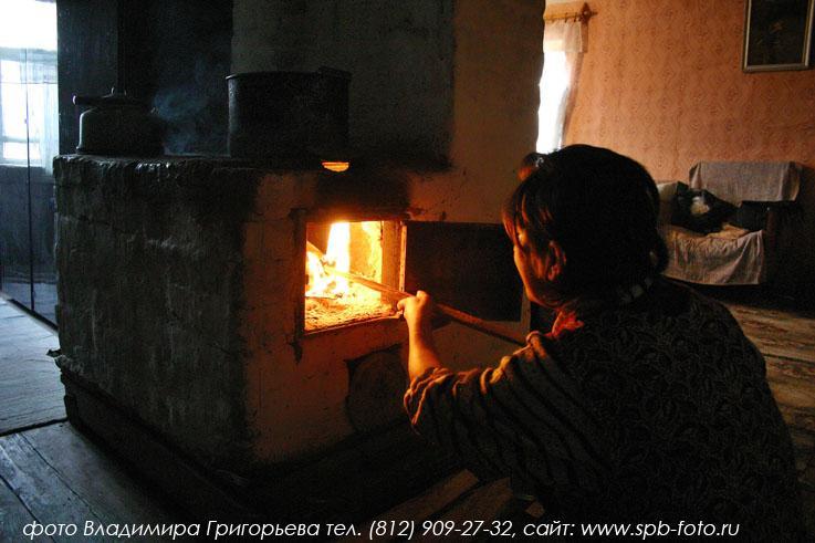 Russian village 22