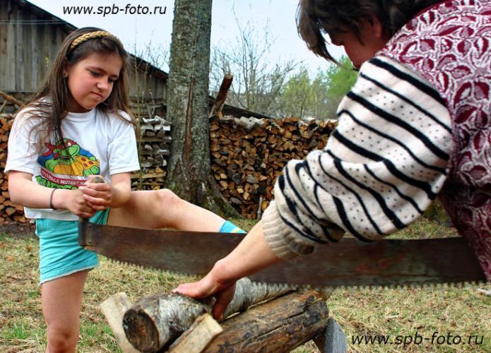 Russian village 29