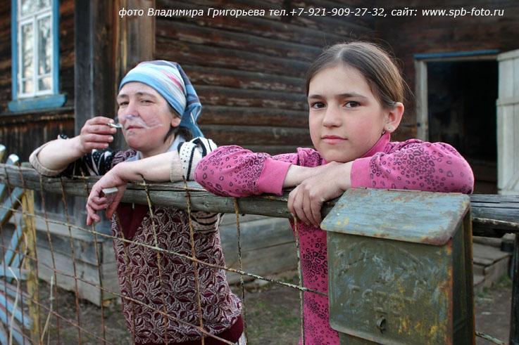 Russian village 38