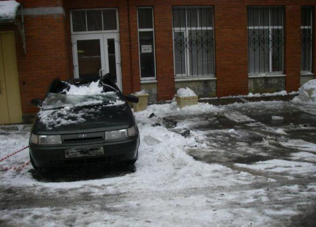 The Snow Terror