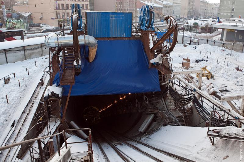 Build metro 2