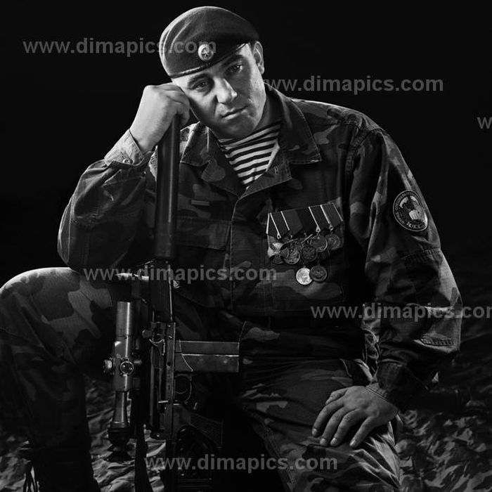 Russian Special Forces Veterans 37