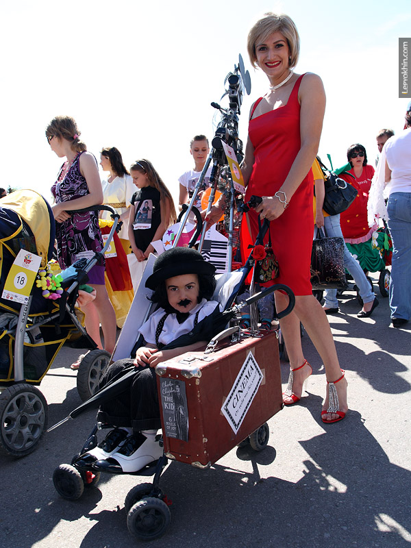 Russian Strollers Parade 14