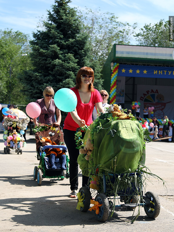 Russian Strollers Parade 38