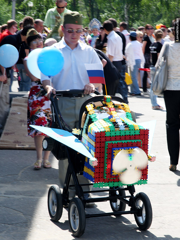 Russian Strollers Parade 48