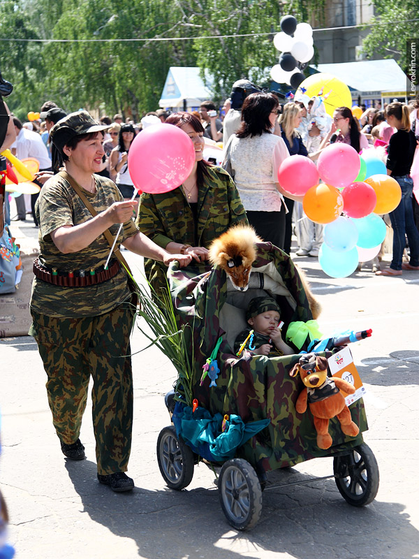 Russian Strollers Parade 64