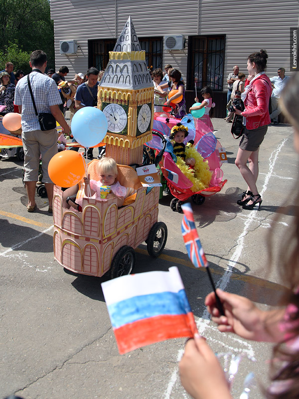 Russian Strollers Parade 67