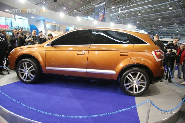 Russian SUV 3