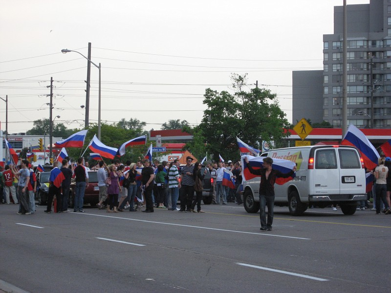 Russians in Toronto 1