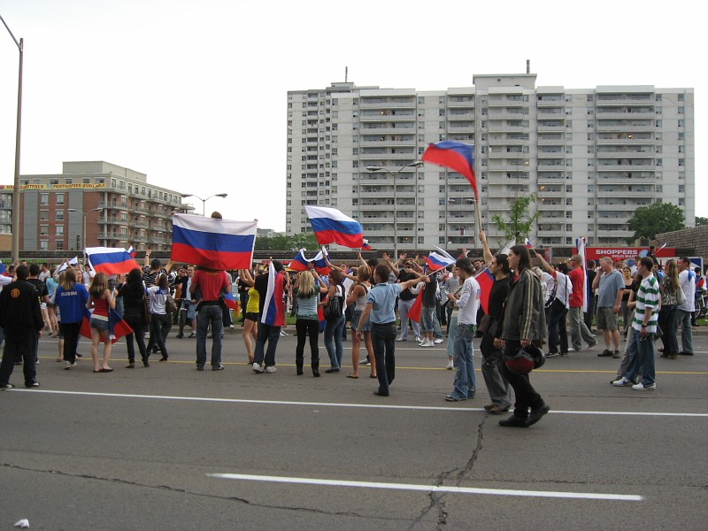 Russians in Toronto 10