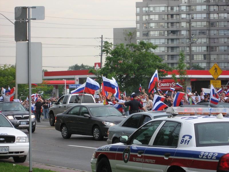 Russians in Toronto 13